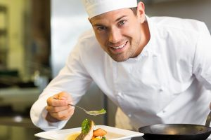 What must be done to become a Great Chef