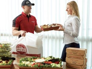 Get bento boxes delivered to your event