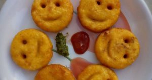 Potato Smiley Recipe to Make Your Kids Smile up in No Time!